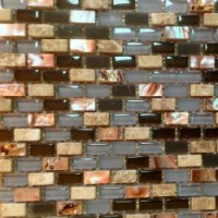 Brown Pearl 005A 1x2 28,6x28,8