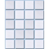 TES76470 Breeze Snowflake 2x2 32.7x32.7