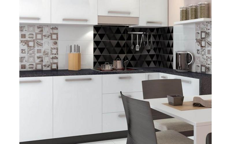 Керамическая плитка Коллекция BLACK&WHITE