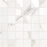 fNGH Roma Diamond Statuario Macromosaico 30x30