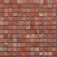 Marble Mosaic Rojo Alicante 15*15 305*305