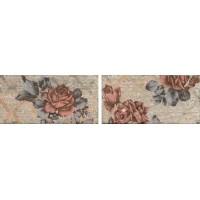 15-005-10 Inserto Vintage Roses South Side (комп/2шт) 10х20