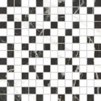 Мозаика  черно-белая Vitra K9456258LPR1VTE0