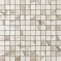 600110000867  Privilege Light Grey Mosaic 30х30 30x30