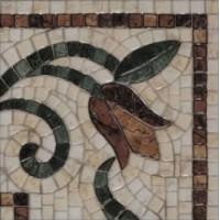 Керамическая плитка  ковёр из плитки TES85788 VIVES