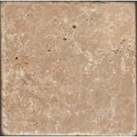 TES18461 Toscana 20.3X20.3X1.2. незаполненный травертин 20.3x20.3