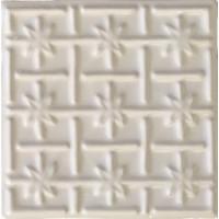 MEL1313DC04  Decor Soho Square Blanc 13x13