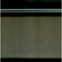 MAF1515P32 Plinthe Talon Noir Brillant 32 15x15