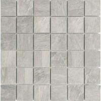 739360 Mosaico Ardoise Gris Grip 30x30
