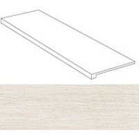 ASOX Sunrock Travertino White Scalino 33x90