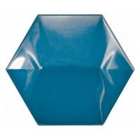 23840 Керамическая плитка для стен EQUIPE MAGICAL 3 Electric Blue Star 10.7x12.4