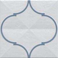 921278 Декор ETNIA OROMO CIELO Vives Ceramica 20x20