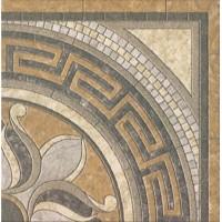 Напольный декор Керамогранит DEC. NANTES MARRON Realonda Ceramica