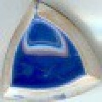 M00575C11615   ANGLE CORN. INV. BLEU HAYET 3X3 3x3