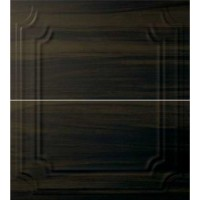 СП524 600080000230 Aston Wood Dark Oak Boiserie 3D 31.5x57