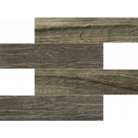 756081  Planches Choco Modulo Muretto Sfalsato 7.5x30 30x30