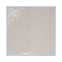 23864 Керамическая плитка для стен EQUIPE FRAGMENTS Light Grey 13.2x13.2