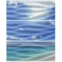Playa-3  A Wave 50x60