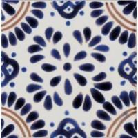 Керамическая плитка  белая 10x10  Diffusion Ceramique DOM1010C41
