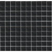 Мозаика матовая черная 756321 Rex Ceramiche
