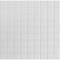 Мозаика для фартука белая 3645 Ezarri