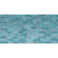 Керамическая плитка  для ванной бирюзовая НЕФРИТ-КЕРАМИКА 04-01-1-18-03-71-1239-0