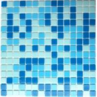 TA303 HG Mosaic сине-голубой микс 32.7x7