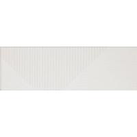 23849 Керамическая плитка для стен EQUIPE FRAGMENTS White 6.5x20