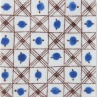 Керамическая плитка  белая 10x10  Diffusion Ceramique DOA1010C08