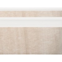 TES15498 Cadoro SKIRTING PEARL WHITE GLOSSY 23x30
