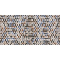 DECOR HEXATILE MULTICOLOR 30*60