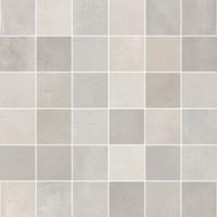 4100089  Mosaic Terra Grigio 30x30
