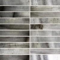739975 ALABASTRI Fume Mosaico 3x15 Lap Ret 30x30