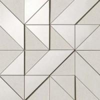 AUII Arkshade White Mosaico Art 3D 35.4x35.4