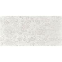 TES1247 DOMUS Decoro Bianco Glossy 40X80 40x80
