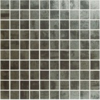 Loft Silver Mosaic 30x30