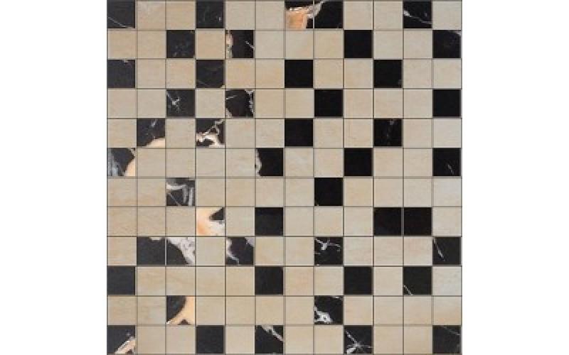 Керамическая плитка Aries Portoro Mosaico  30x30 Infinity Ceramic Tiles TES92704
