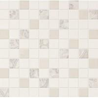 I313K0A Giselle Mosaico Mini Bianco 31.5x31.5