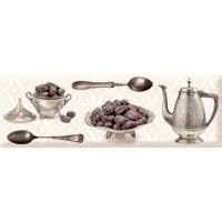 Decor Crockery Silver 15x45