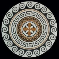 Мозаика  ковёр из плитки Natural PH-10
