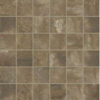 755934 Matieres Brun Mosaico 5x5 30x30