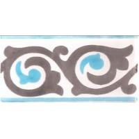 Керамическая плитка  метлахская Diffusion Ceramique TRC7515F05