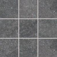 Мозаика матовая черная DAK12588 RAKO