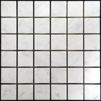 M088-48P (Carrara) Мрамор 48х48 305х305
