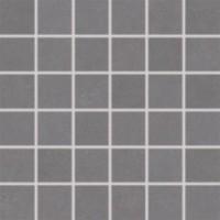Мозаика матовая серая DDM06655 RAKO