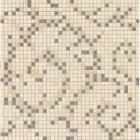 37234 Vanitas FOGLIA BEIGE/ SILVER 39,4x39,4
