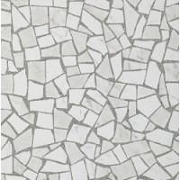 AZZD Marvel Palladiana Carrara Lappato 60x60