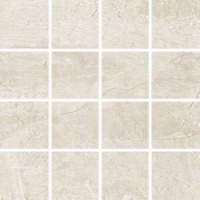 747759 Ardoise Blanc Mosaico 7.5x7.5 6mm 30x30
