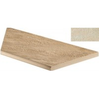 AY4Y  Trust Ivory Round Ang.Sx LASTRA 20mm 30x60