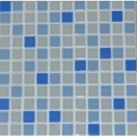 Мозаика  синяя MDF-22 Decor Mosaic
